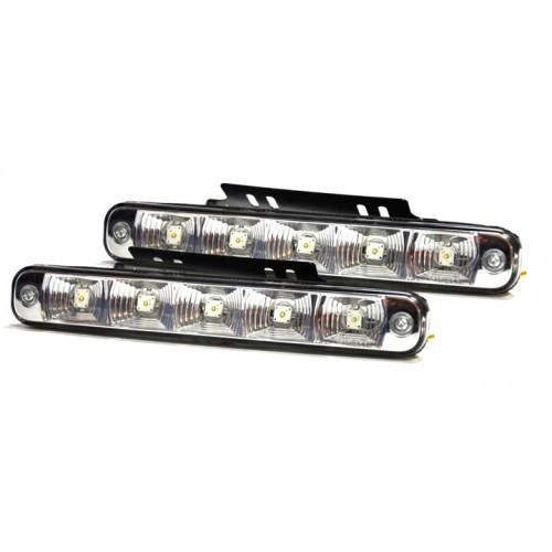 Světla pro automatické denní svícení s LED - DRL 507